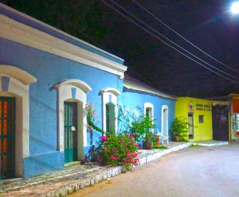 San Ignacio After Dark