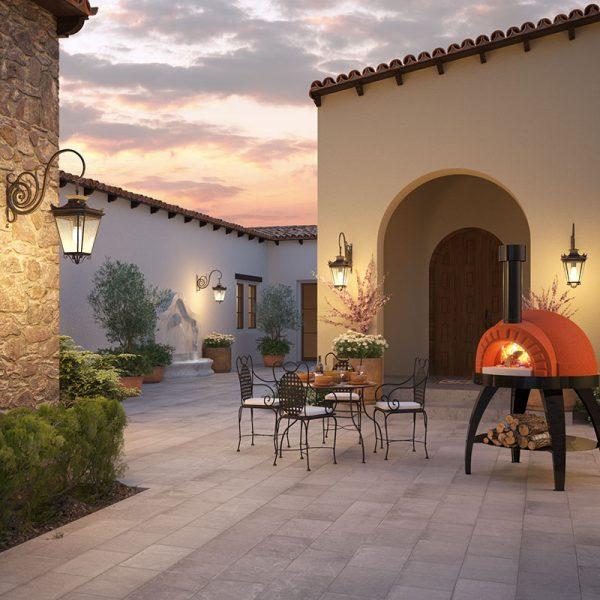 cupola oven alfa ref 600x600 - Pizzaofen
