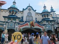 Bullseye's Carnival Corral, Tokyo DisneySea
