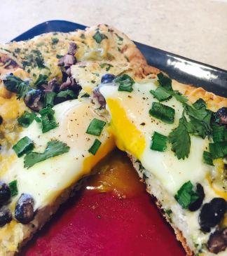 sw breakfast pizza