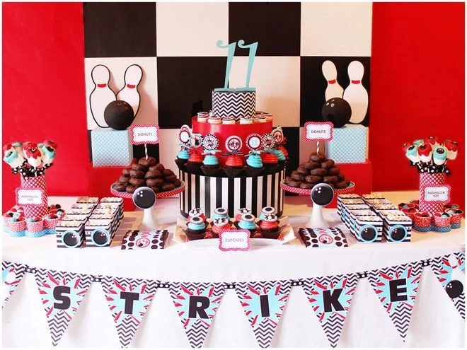 Top 10 Boy S Birthday Party Themes Pizzazzerie