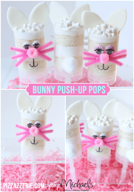Bunny Push-Up Pops