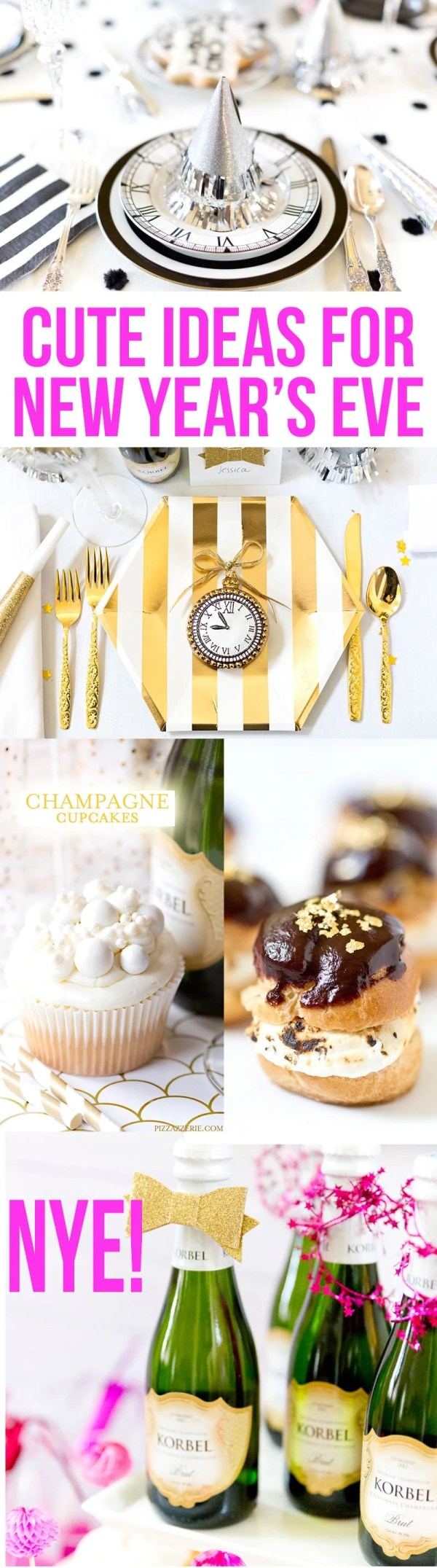 Favorite New Year's Eve Party Ideas!