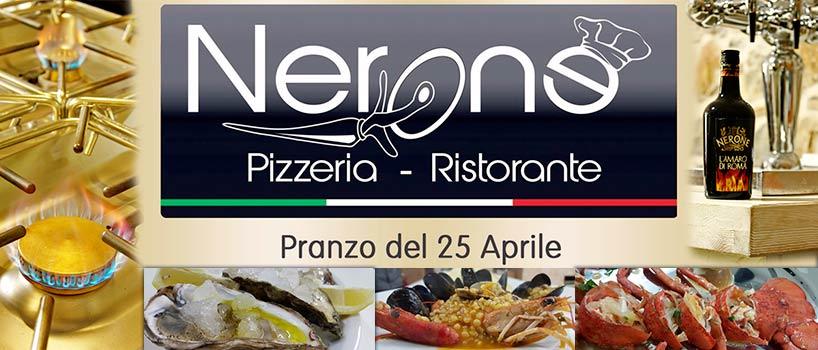 25 Aprile da Nerone