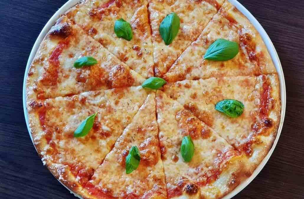 1. Pizza Margherita 480g