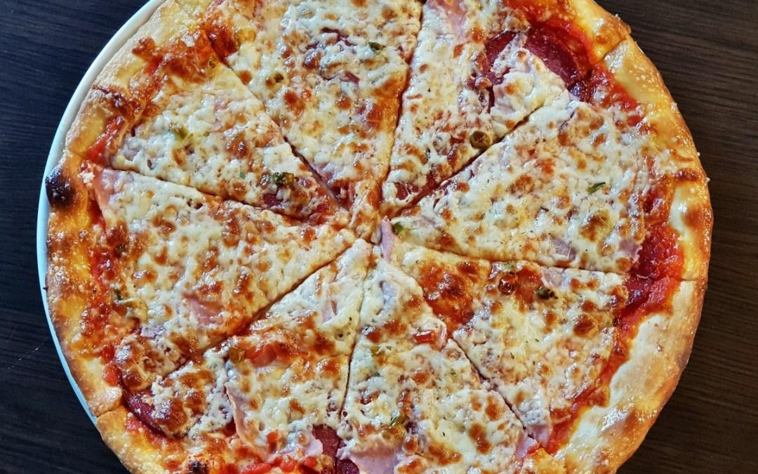 13. Pizza Chilli 590g