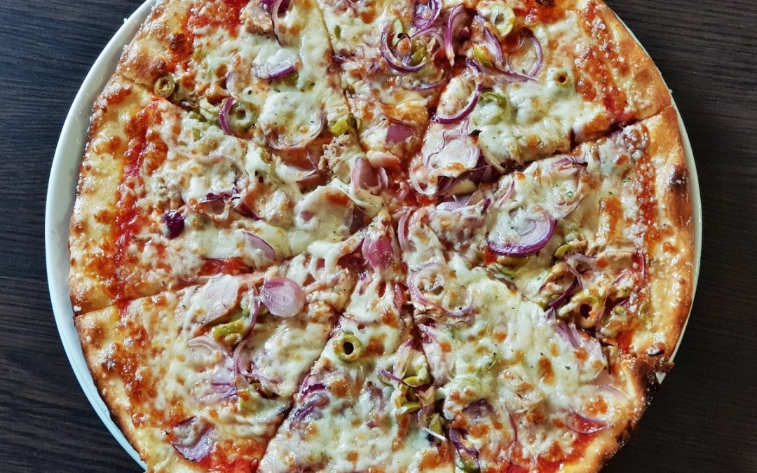 20. Pizza Al tonno 550g
