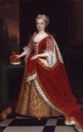 NPG 529; Caroline Wilhelmina of Brandenburg-Ansbach after Sir Godfrey Kneller, Bt