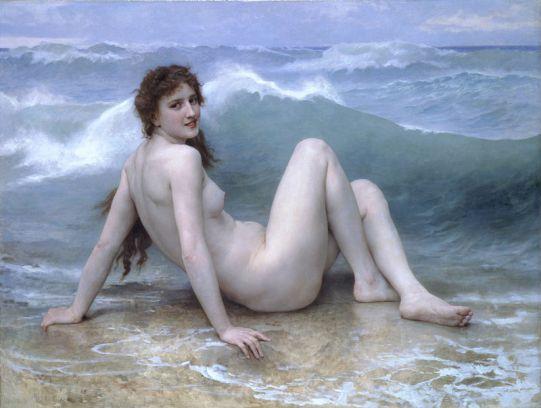 William-Adolphe_Bouguereau_(1825-1905)_-_The_Wave_(1896)