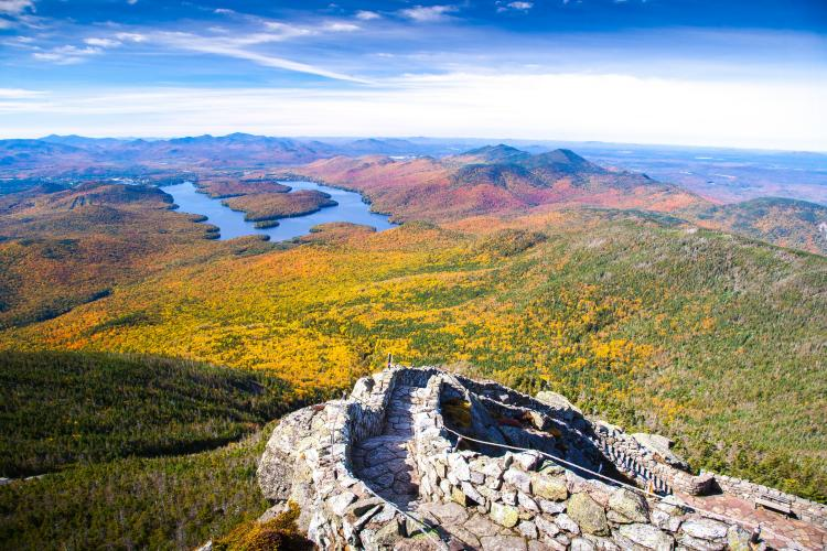 Hiking info, trail maps, and 256 trip reports from whiteface mountain (4865 ft) in the adirondack mountains of new york. Cycling Whiteface Mountain Photo Guide Pjamm Cycling
