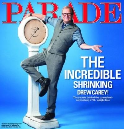 Drew-Carey-Weight-Loss-Parade-Magazine-Cover-PHOTOS