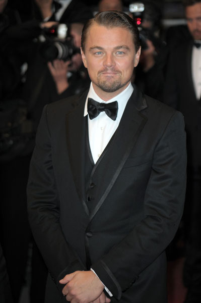 'The Great Gatsby' premiere at the 66th Cannes Film Festival