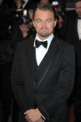 Leonardo DiCaprio var brúnn og sætur