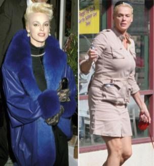 Brigitte Neilsen var einu sinni Bond dama