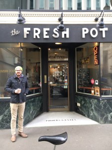 Fresh Pots in Portland, Oregon