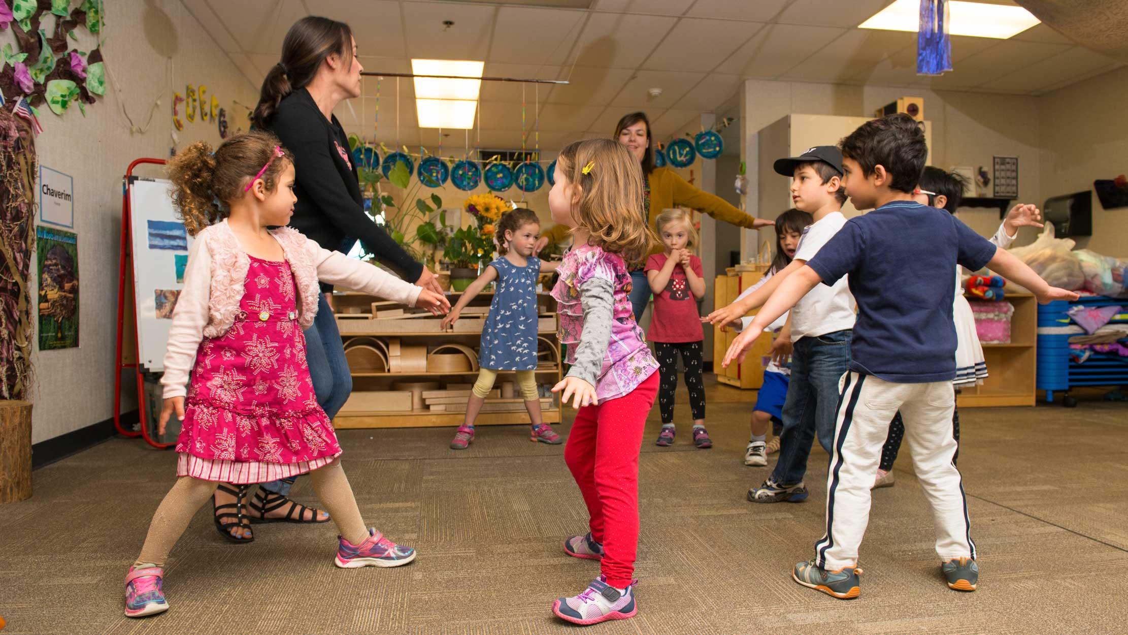 Enrichment Classes For Preschoolers