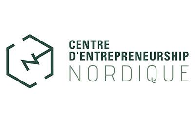 Logo du Centre d'entrepreneurship nordique