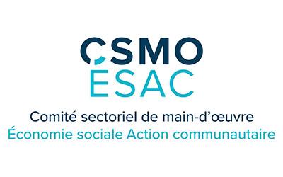 Logo du CSMO-ÉSAC