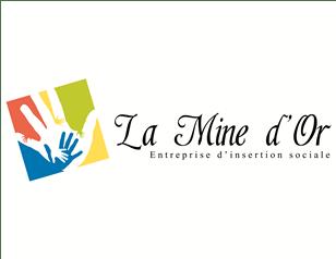 Logo Mine d'or - Chibougamau