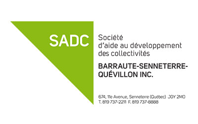Logo de la Société d'aide au développement des collectivités de Barraute-Senneterre-Quévillon