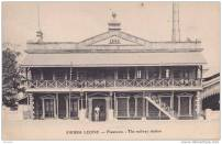water street station front