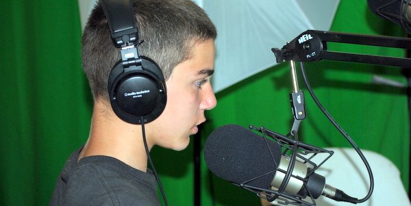 Colter Podcasting