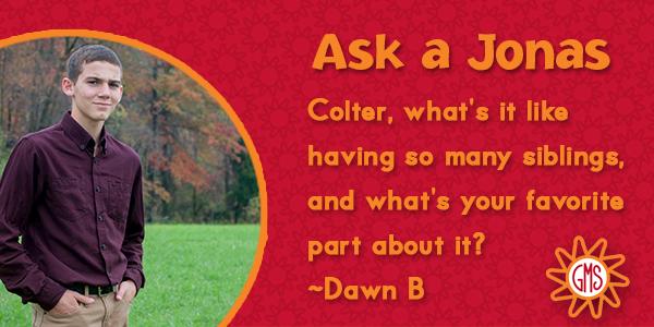 Ask a Jonas-colter_seven siblings_blog