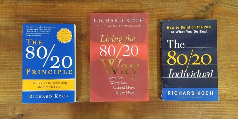 The 80/20 Principle Books