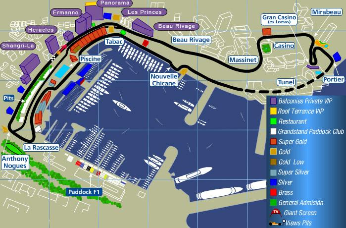Monaco Grand Prix Pjmcfadden