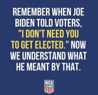 Insanity Wrap Don't Need No Stinkin' Voters