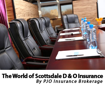 Directors & Officers Insurance Protection by PJO in Scottsdale