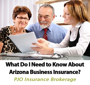 What Do I Need to Know About Arizona Business Insurance? by Commercial Insurance Agent Patrick O'Neill