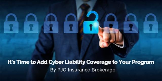 It's Time to Add Cyber Liability Coverage to Your Program