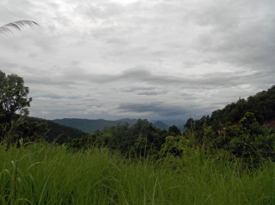 View from Mae Takhrai National Park