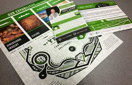 Marketing Print Material