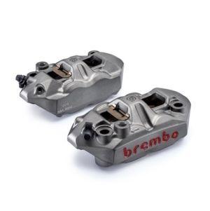 Brembo M4 34 Radial Caliper pair 108mm spacing