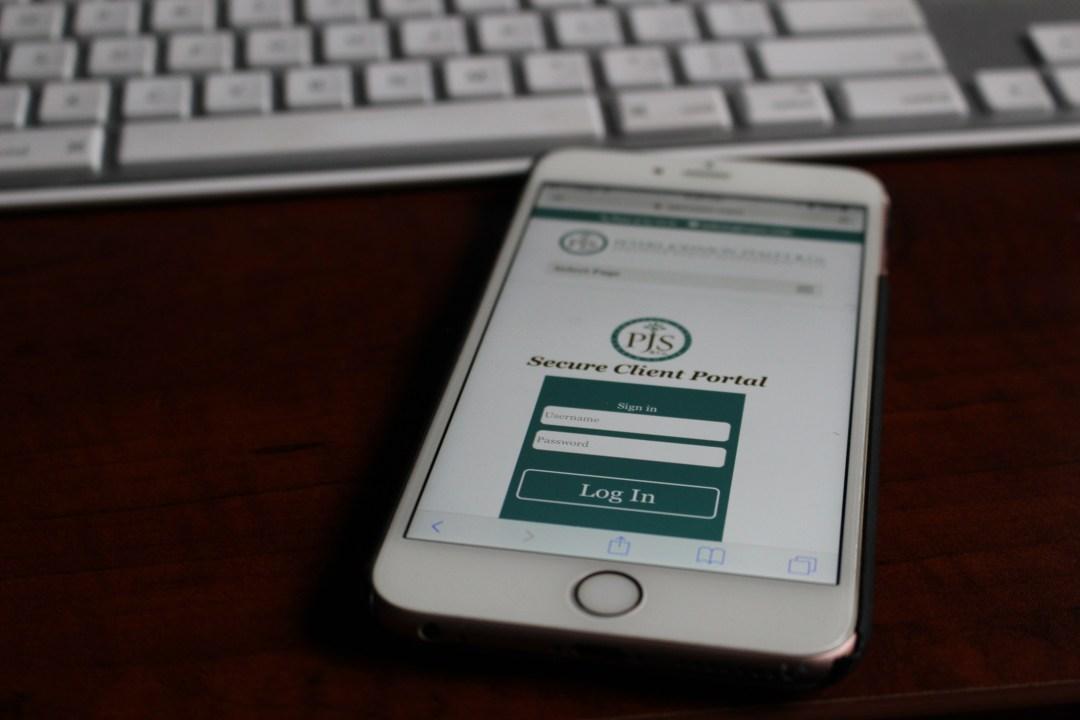 PJS & Co. CPAs Secure Client Portal, virtual CPA, virtual tax, virtual bookkeping