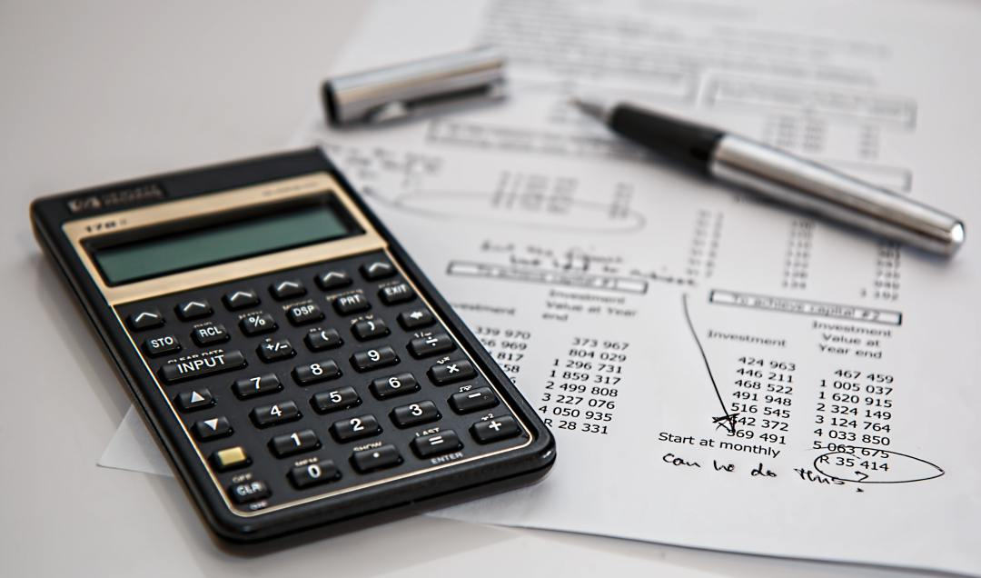 Business accounting concepts