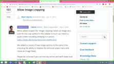choice to crop photos and resize images are latest highlights at slides.com