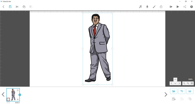 choice to alter picture colouring after importing inside the work space