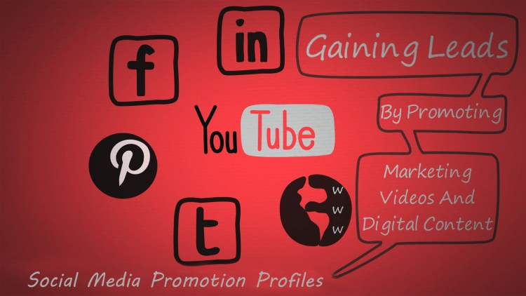 social media promotion profiles at google my business, youtube channel and facebook business page