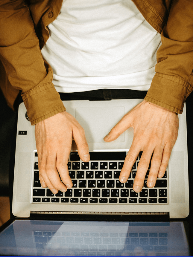 blogging and copywriting and essays