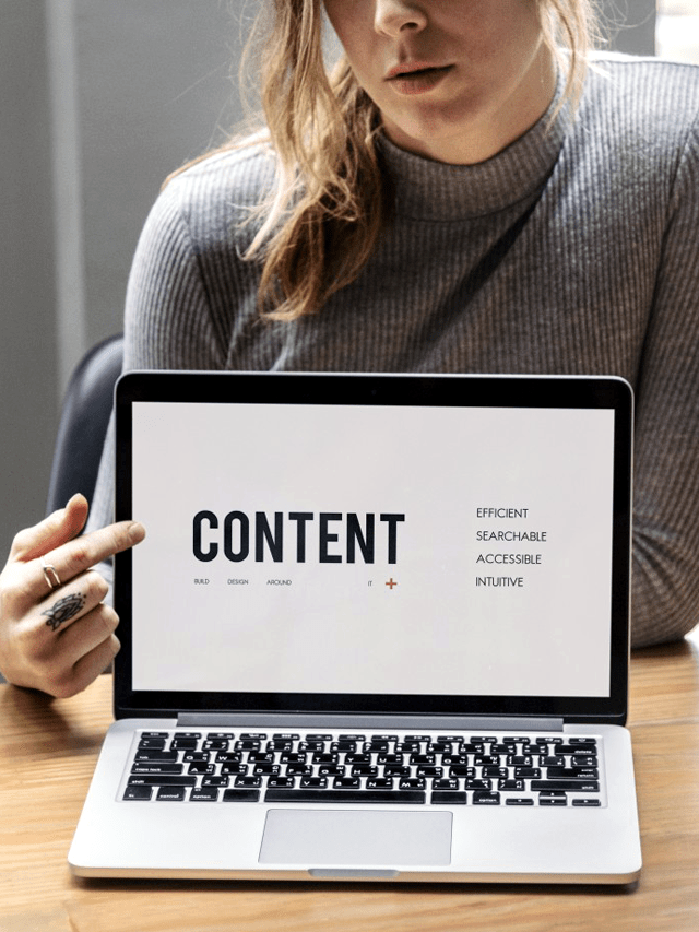 Various Facets Of Content In Websites
