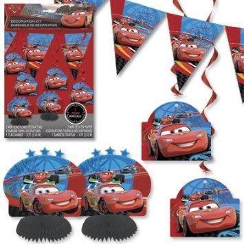 Disney Cars Party Decorating Kit