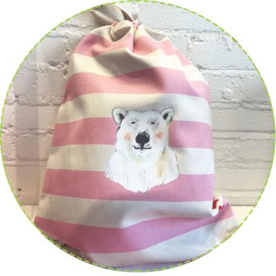 shirtjes en tassen voor kinderen met prinses, kikker, gans of ijsbeer