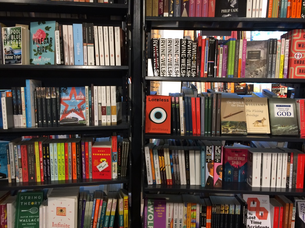 Loreless on the shelves