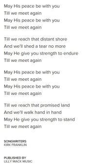til we meet again lyrics