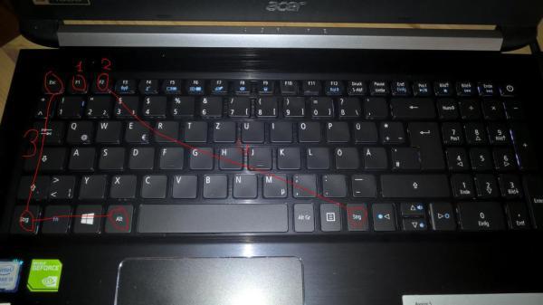 Где находится биос в ноутбуке – Asus, HP, Lenovo и другие ...
