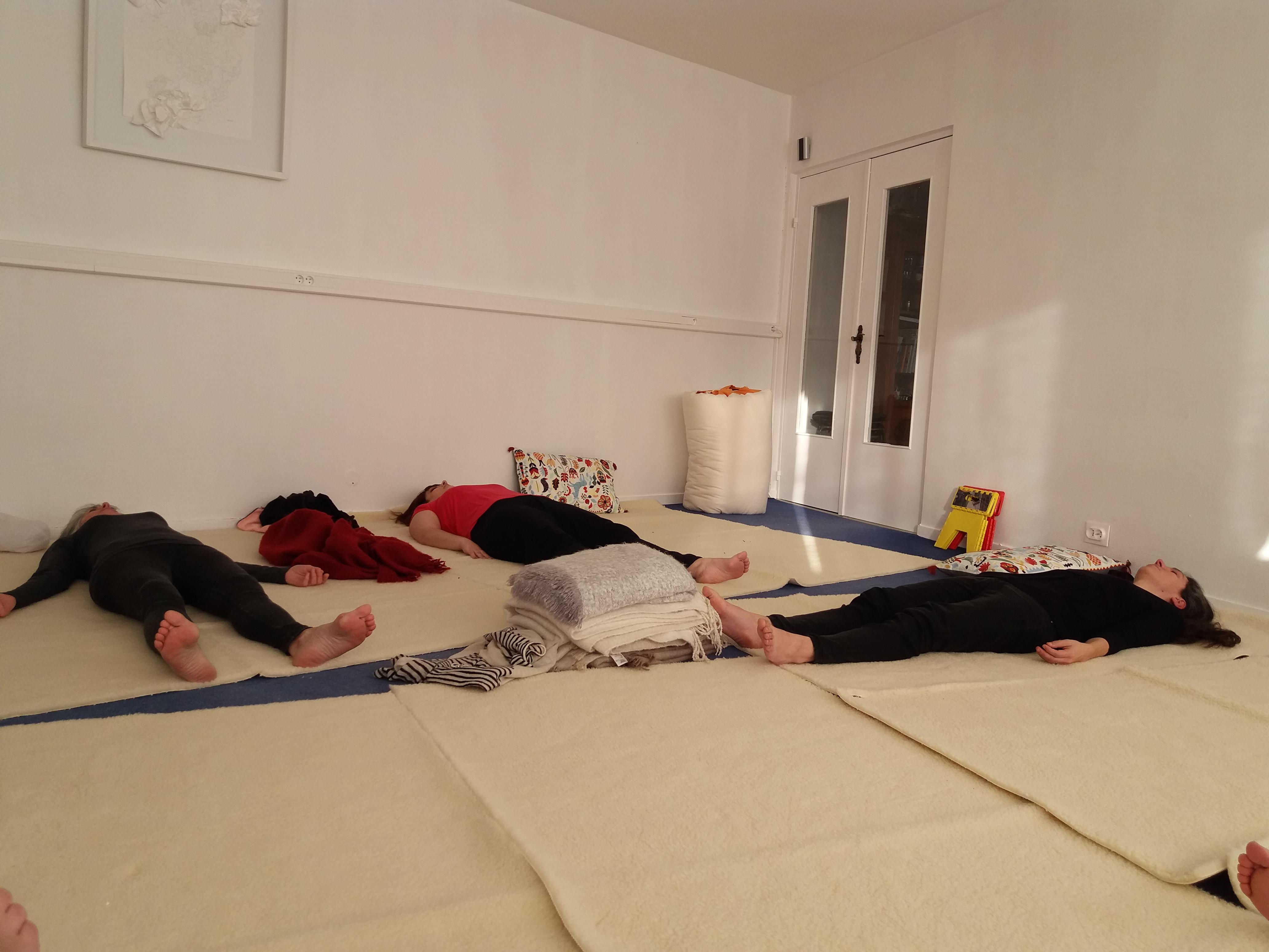 23 mars 2019 : 2ème journée antigymnastique et sophro-relaxation guidée