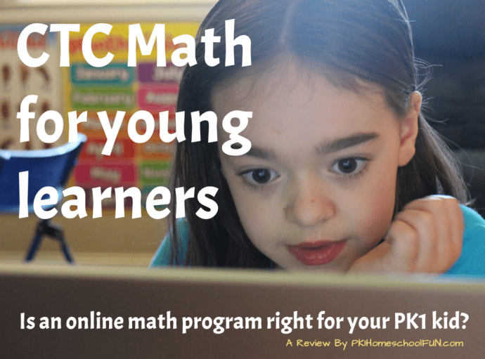 Is an online math program right for your PK1 kid?